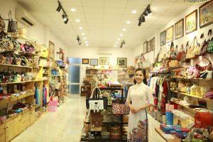 Hantou shop in Danang